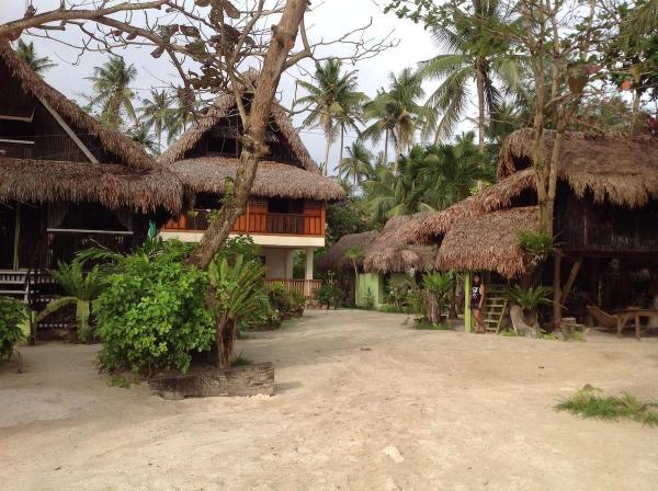 Pansacola Beach Resort in Cagbalete Island
