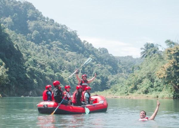 Serenity of Cagayan de Oro River, photo by Kagay