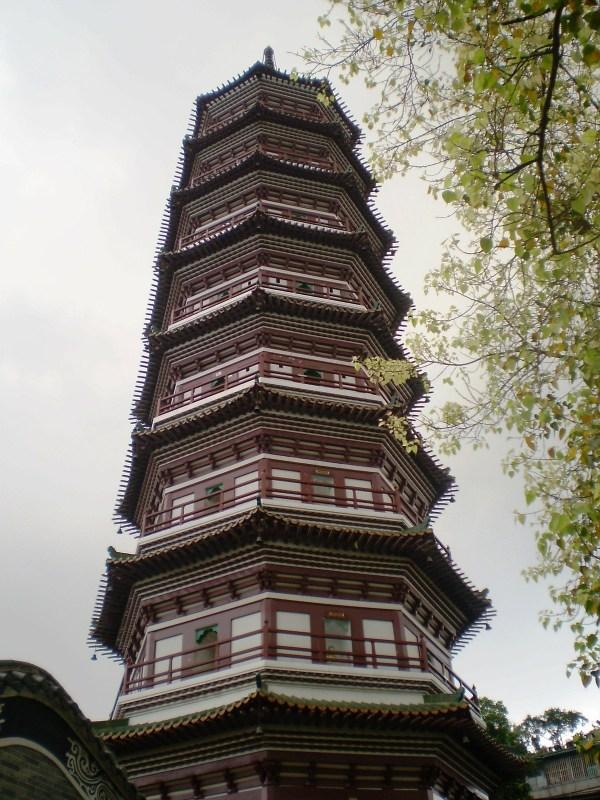 Temple in Guangzhou