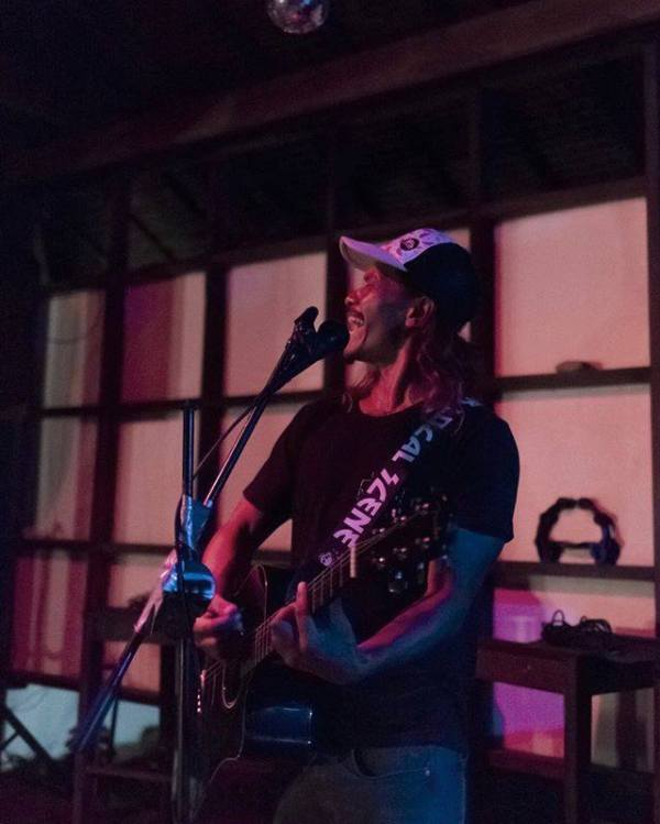 Acoustic Night at Buddhas Surf Resort photo via @buddhasiargao