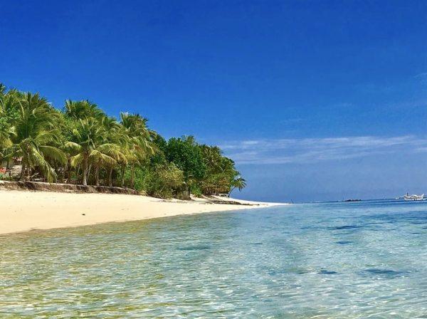 Alegria Beach Siargao via IG @islamarajaw