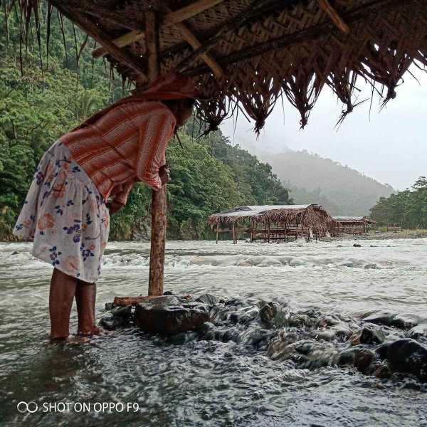 Along Diteki River