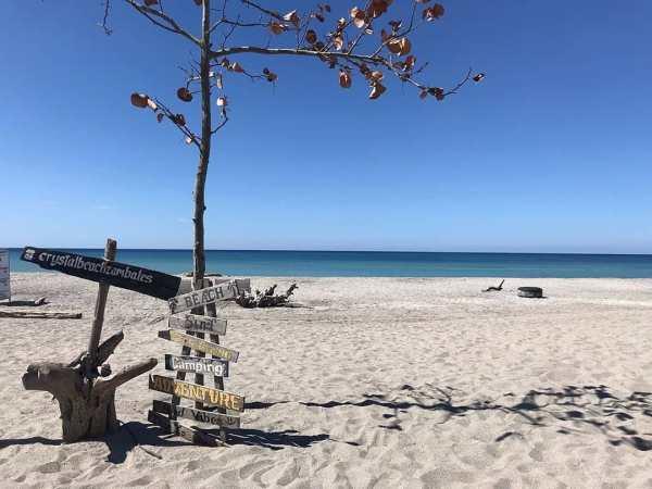 Crystal Beach Resort photo via FB Page