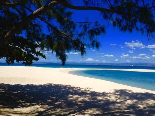 Hermana Menor Island photo via FB