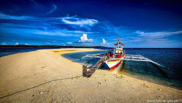 Higatangan Island photo by Biliran.gov.ph