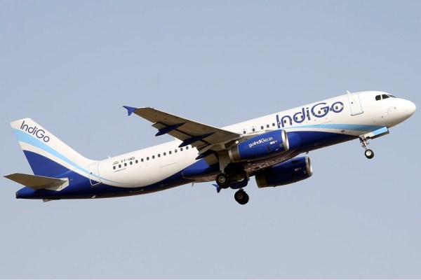 IndiGo photo via Wikipedia CC