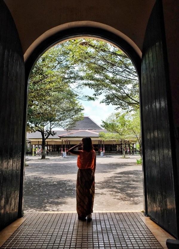 Inside Keraton Ngayogyakarta Hadiningrat