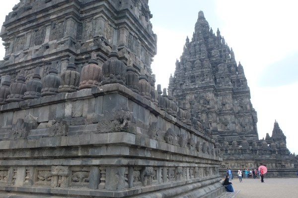 Prambanan Temple Complex in Indonesia