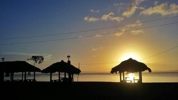Sabang Park and Beach Resort in Bulan Sorsogon photo by Biboi Hilotin via FB