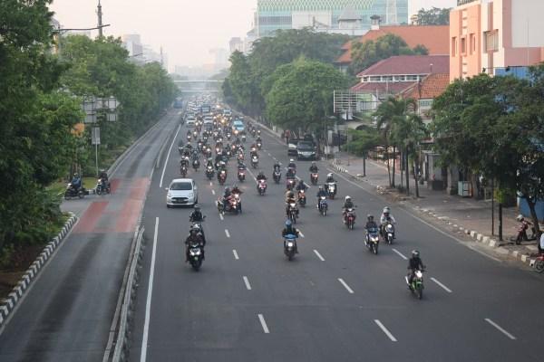 Transportation to Bandung from Jakarta