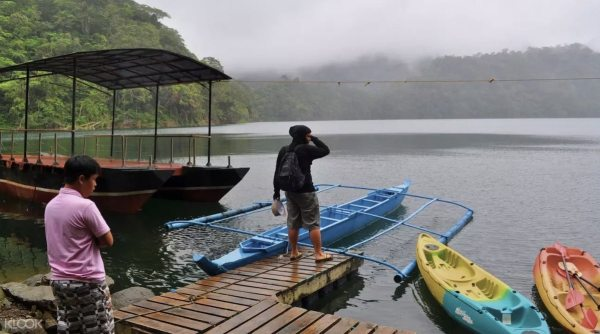 Twin Lakes Natural Park with Dumaguete City Tour photo via KLOOK