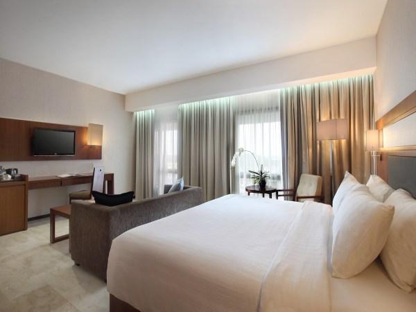 VIP Room at Royal Ambarrukmo Yogyakarta Hotel