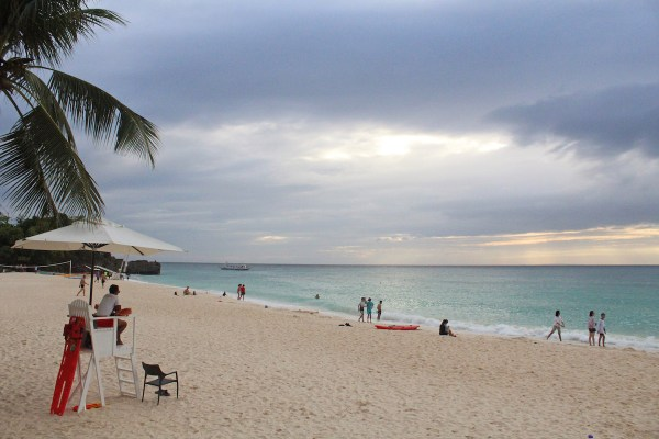 Boracay Movenpick Beachfront