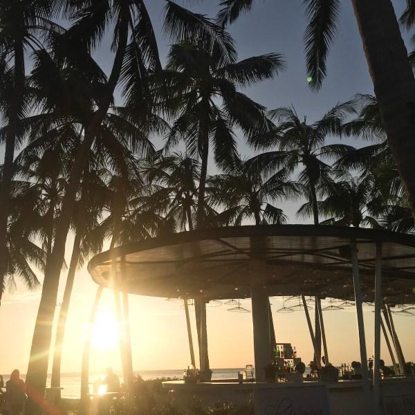 Boracay Sunset Cocktails
