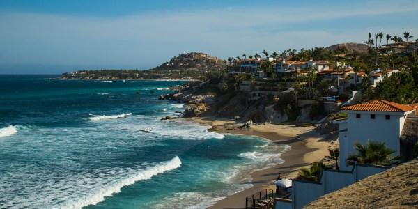 Cabo San Lucas Mexico Beach