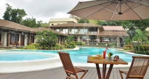 Coron Soleil Garden Resort Poolside