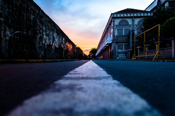 Intramuros at Night by Eldon Vince Isidro via Unsplash