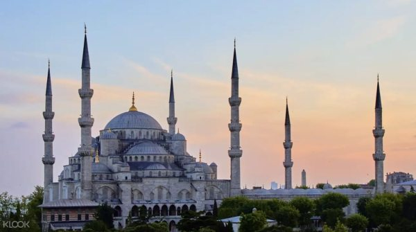 Istanbul Tour Packages photo via KLOOK