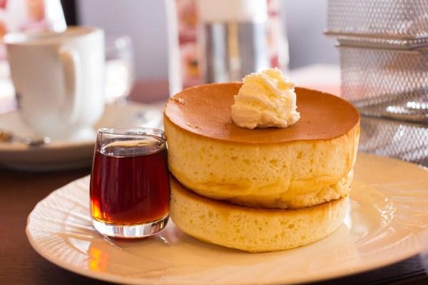 Japanese Pancakes by T-Mizo via Flickr CC