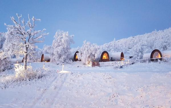 Kirkenes Snow Hotel in Norway