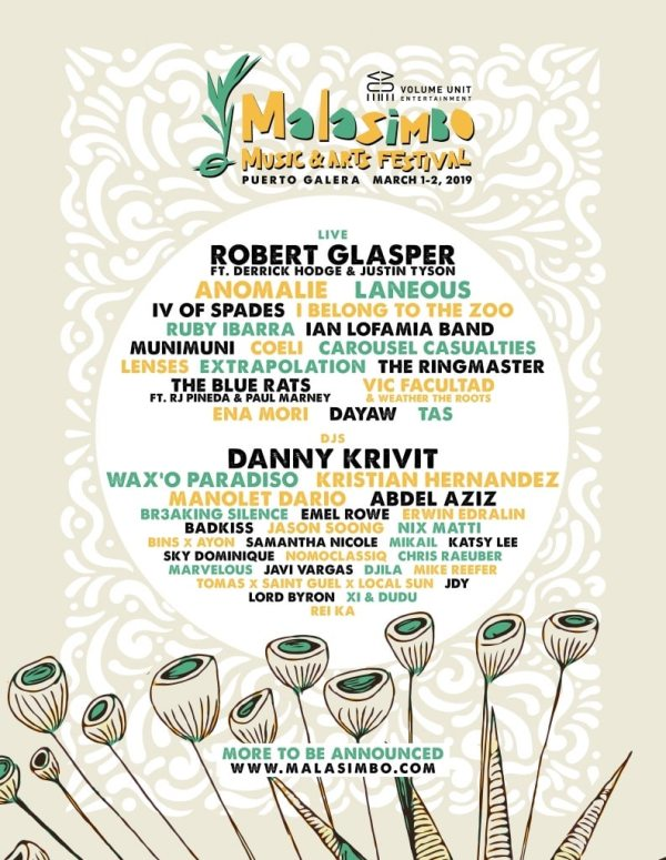 Malasimbo Festival 2019