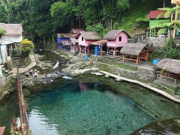 Malinaw Spring Resort In Lucban Quezon Out Of Town Blog