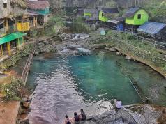 Malinaw Spring Resort near Lucban and Majayjay Laguna photo by Lucban Quezon FB Page