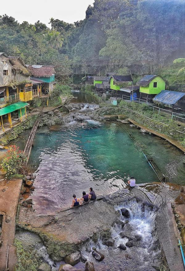 Malinaw Spring Resort near Lucban and Majayjay Laguna photo by Lucban Quezon FB Page