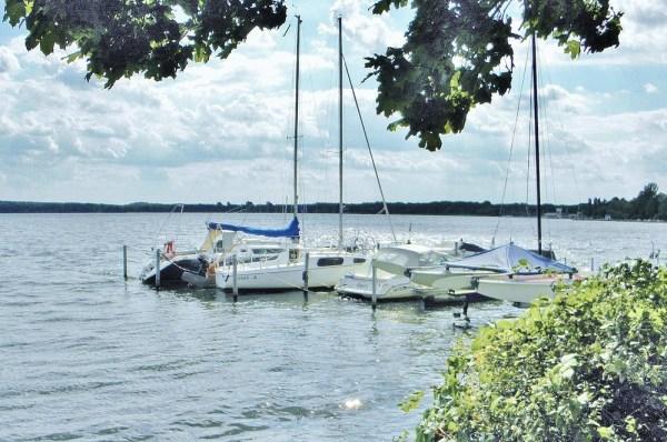 Muggelsee Lake Berlin