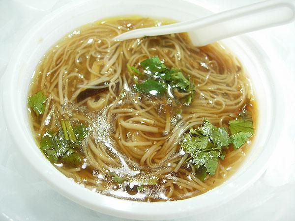 Oyster Mee Sua via wikipedia CC