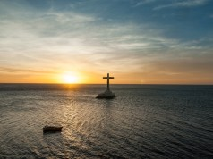 Sunken Cemetery in Camiguin photo via Skyjet Airlines