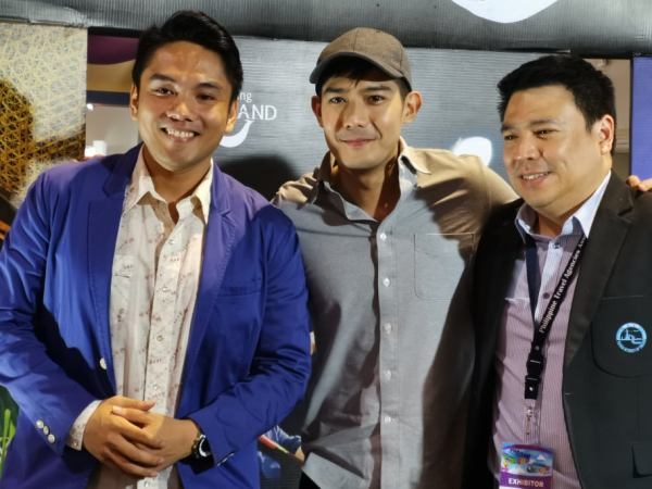 TV personality Robi Domingo graced and hosted the event.