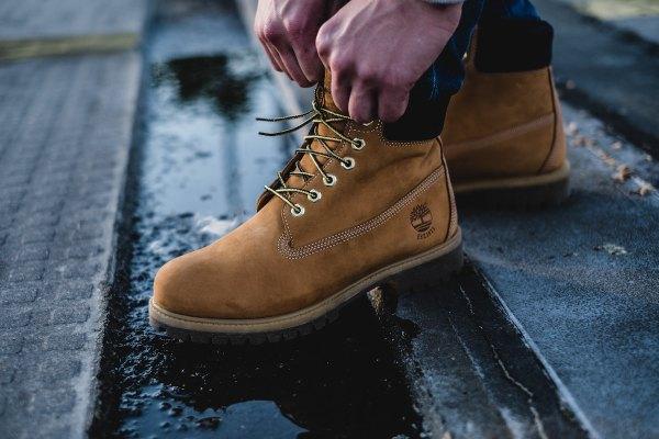 Timberland Boots by Tom Sodoge via Unsplash