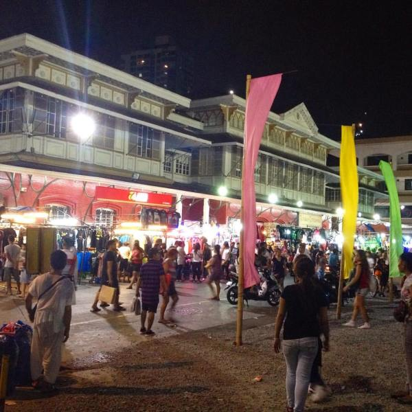 Tutuban Night Market photo via FB Page