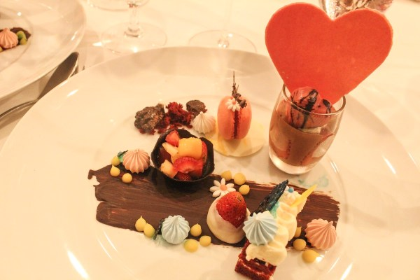 Valentine Dessert
