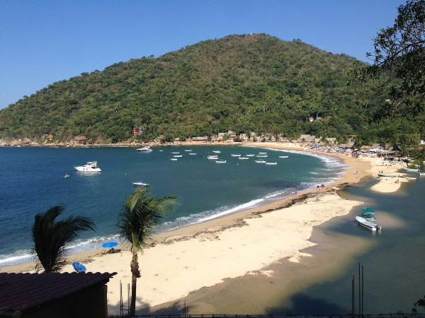 Yelapa Beach by Jordan Schwartz via Flickr CC
