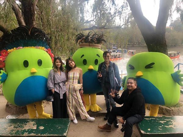 Baguio Loves PayMaya Squad