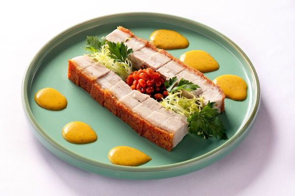 Crispy Roast Pork Belly
