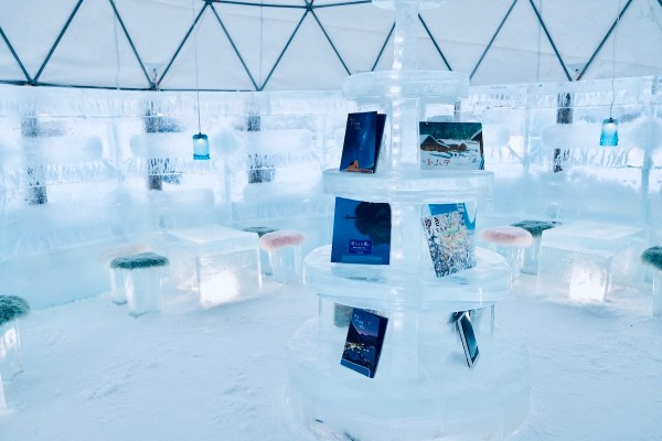 Frozen Library