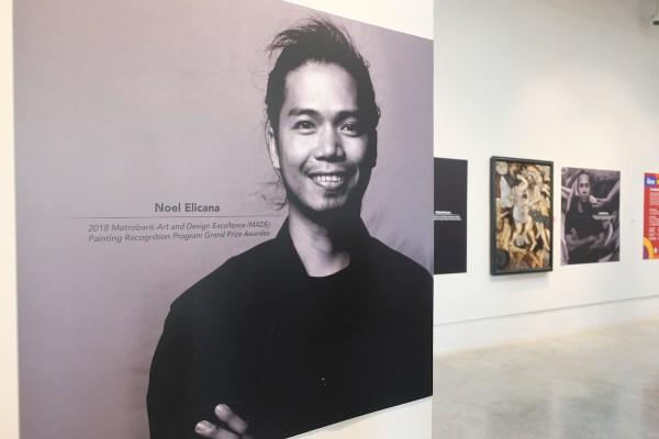 Noel Elicana Paintings