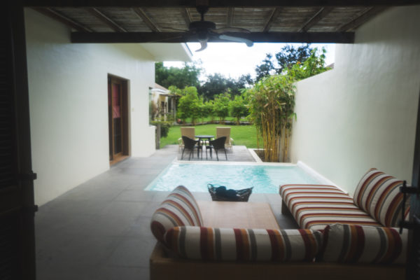 One Bedroom Villa Private Pool- Bluewater Panglao by Fabian Encarnacion