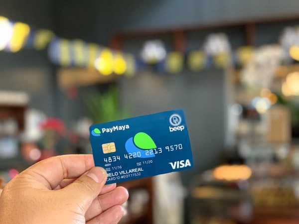 PayMaya Card in Baguio City