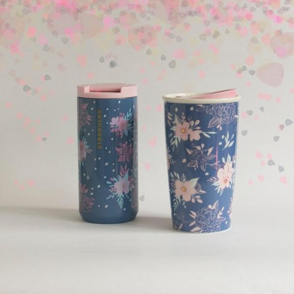 Starbucks 2019 Cherry Blossom Collection
