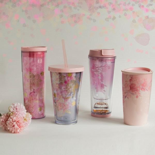 Starbucks Cherry Blossom Collection 2019