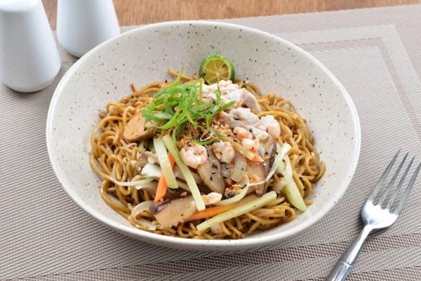 Stir Fried Chow Mein