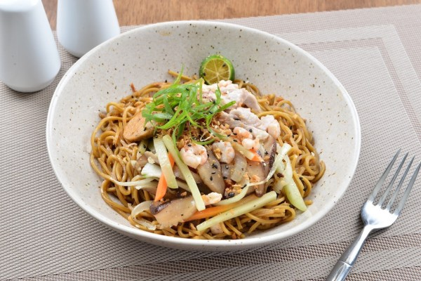 Stir Fried Chow Mein