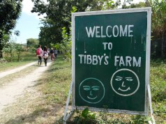 Tibby's Farm Entrance photo by Mac Dillera - NPVB