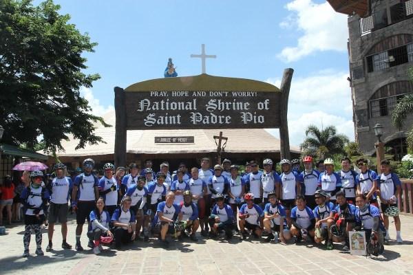 4- National Shrine of St. Padre Pio