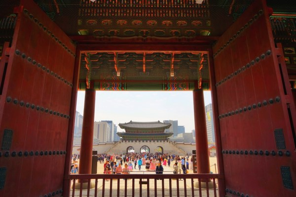 Gyeongbokgung Palace Travel Guide