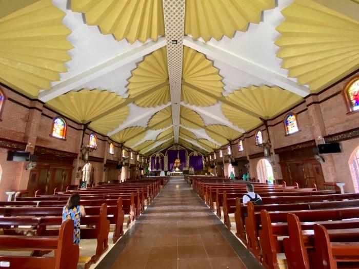 Inside the Church of Gasan